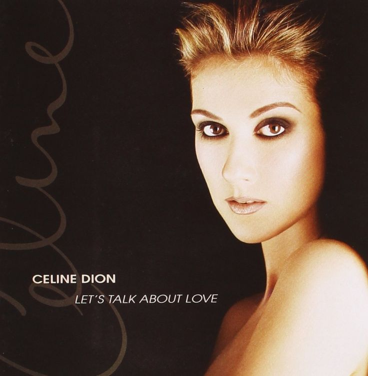 Celine Dion - Let's Talk About Love (1997)