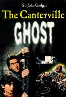 The Canterville Ghost starring Alyssa Milano and John Gielgund (1986)-Family friendly ghost story