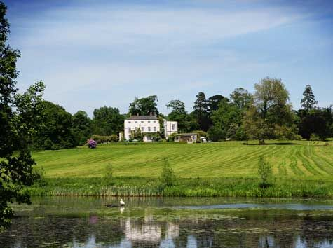 The Perfect Backdrop To Your Outdoor Ceremony Newick Park Hotel Country Estate Wedding Venue In Nr Lewes Sussex