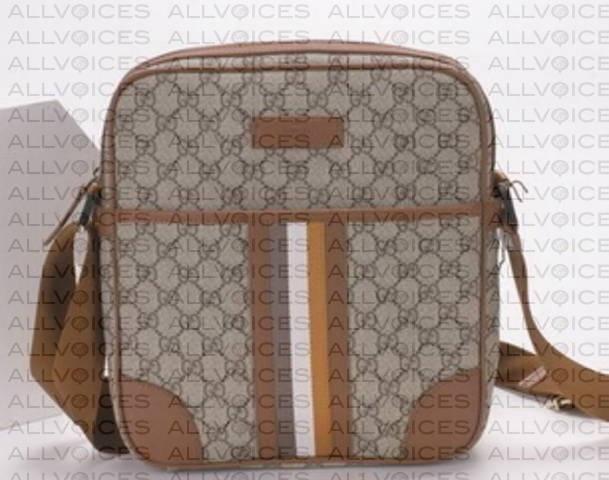 Gucci mens classic bags