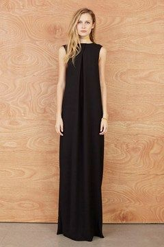 Karen Walker Collections: Utopia  Long Knot Dress $585 (More Colours Available)