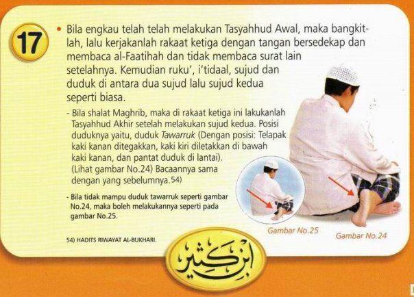 Gambar Tuntunan Shalat Sesuai Sunnah Rasulullah17