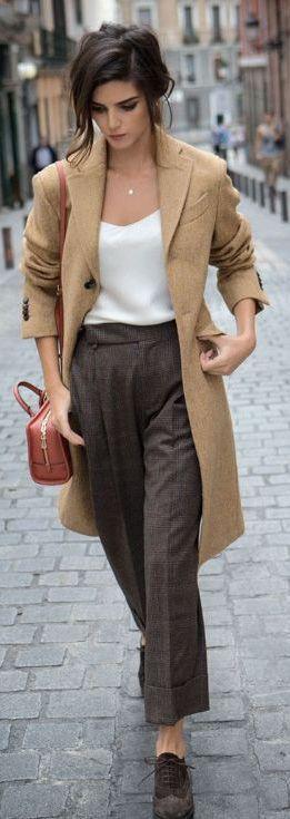 Parisian Casual. #Women #Fashion