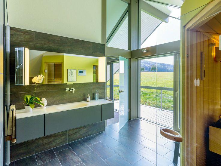 Die besten 25+ Badezimmer mit sauna Ideen auf Pinterest Neues - badezimmer mit sauna