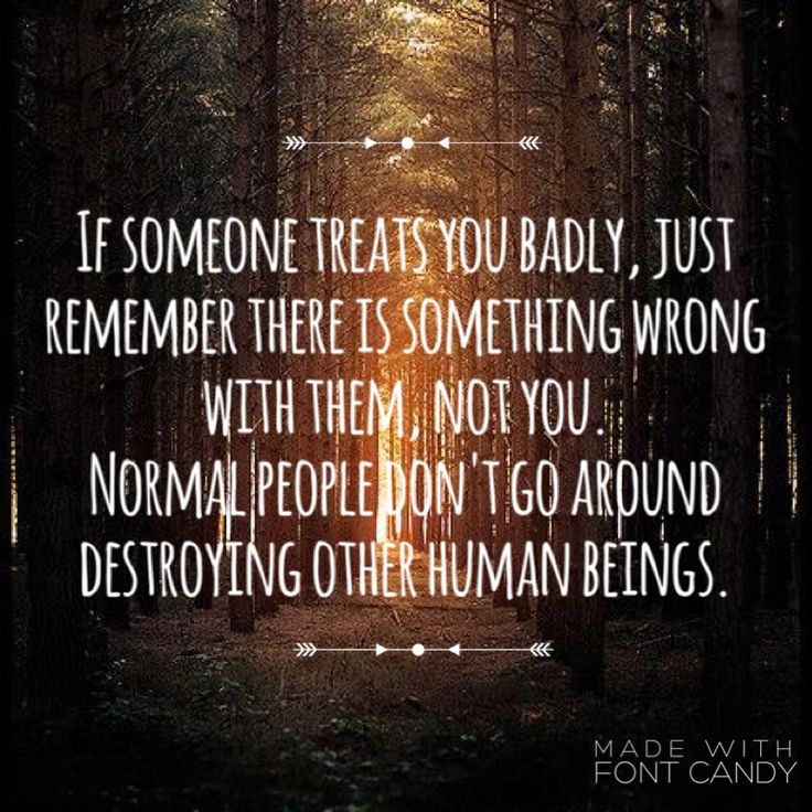 you meet someone like them then realize have no clue who they are