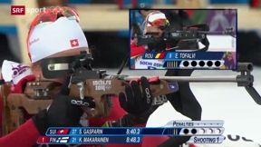 """Video """"Biathlon: Das Rennen der Frauen über 15km"""" abspielen. Video spielt sofort ab."""