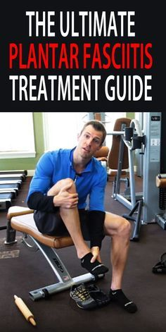 The ultimate treatment guide to how to CURE PLANTAR FASCIITIS IN 1 WEEK. Simple things you can do to prevent and cure plantar fasciitis forever. #plantarfasciitis #heelpain #archpain