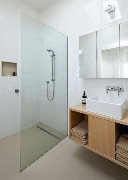 21 small walk in shower no door ideas home interiors rh pinterest com