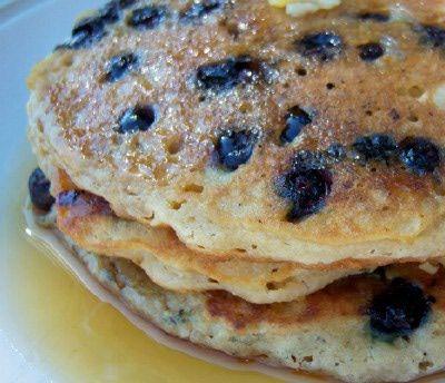 This has been my favorite gluten free pancake recipe I have found. Gluten Free Blueberry Pancake Recipe