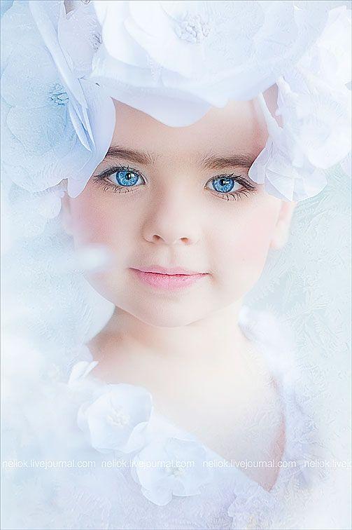 Sofia Fanta (born 2007) fashion child model from Russia. Photo by Nelli De.
