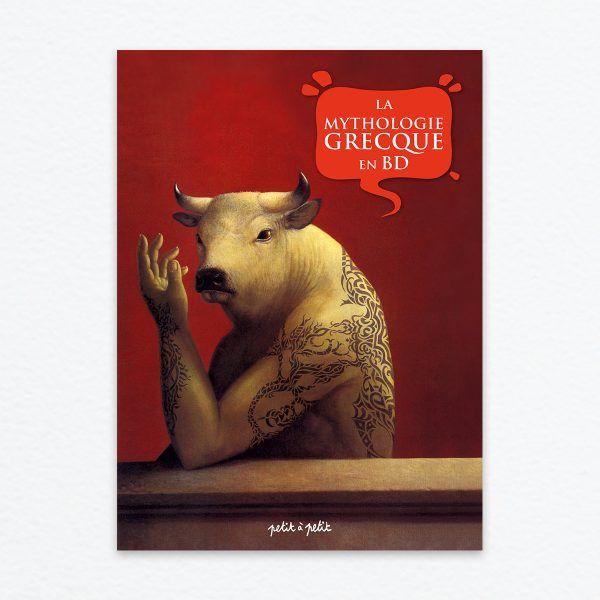 [Les coups de <3 de Manon] Cette bande dessinée, à la fois ludique, drôle et instructive,  va vous présenter, sans se prendre au sérieux, un aperçu de l'extraordinaire vitalité des récits anciens tout en vous faisant découvrir les principaux dieux et les plus grands  héros de l'Antiquité : Héraclès, Thésée, Ulysse, et bien  d'autres encore ! ALORS, ON SE RETROUVE SUR L'OLYMPE ?