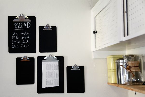 ... For the Home | Pinterest | Clipboards, Chalkboards and Diy Chalkboard