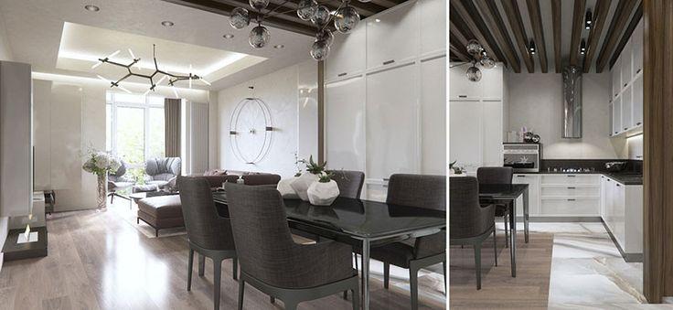 Проекты интерьеров квартир в Ялте услуги