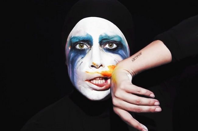 """What does """"Applause"""" mean to Gaga?"""