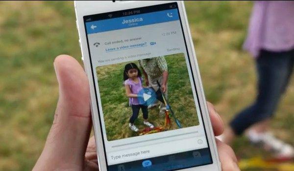 Ahora ya se pueden mandar mensajes de video con Skype.