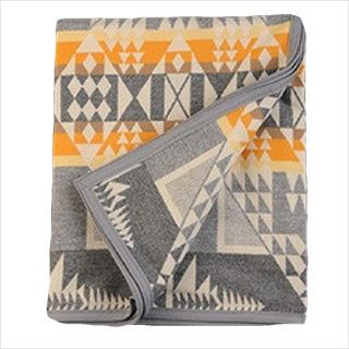Pendleton Arrowhead Wool Blanket | Overstock.com Shopping - The Best Deals on Throws