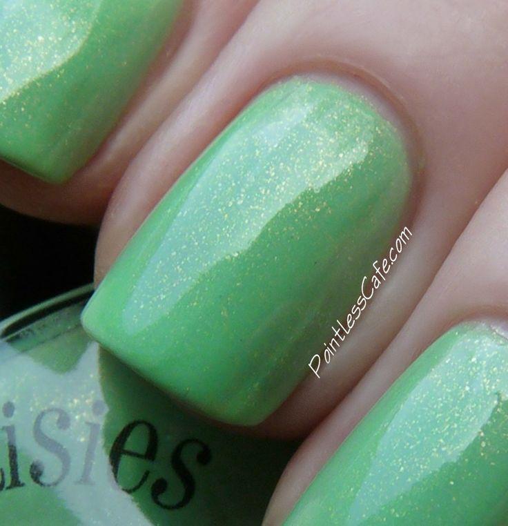 Mejores 339 imágenes de Nail Polish en Pinterest   Esmalte para uñas ...