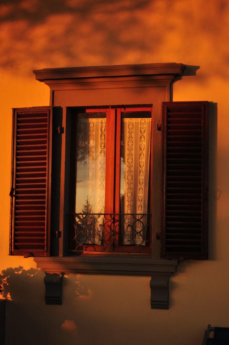 Sunset at Casafrassi