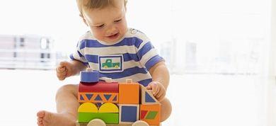 Παιχνίδια κατάλληλα για παιδιά 1 έτους!