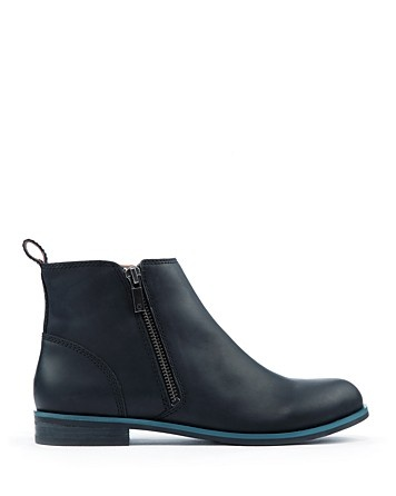Lucky Brand Flat Booties - Dalia | Bloomingdale's