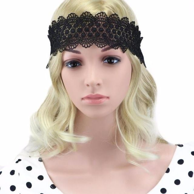 Feitong Lady Kant Haarbanden Vrouwen Tulband Headwrap Meisjes Mode Haaraccessoires Womens Brede Hoofdbanden Hoofdtooi Tiara # YL