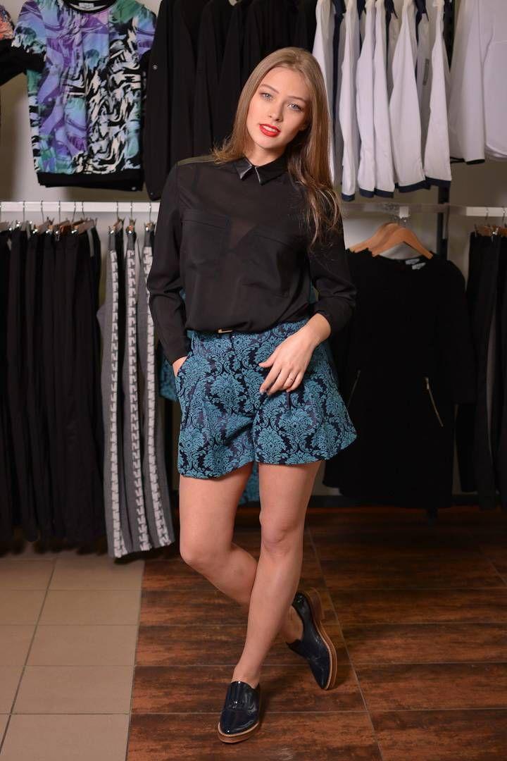 Юбка-шорты (117 фото): летние женские модели, короткие и спортивные, с чем носить, для полных, модные тенденции