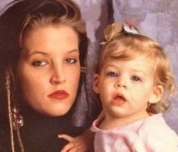 Elvis Presley's first grandchild Danielle Riley Keough Born 21 Oct. 1992 to Lisa Marie Presley and Danny Keough.