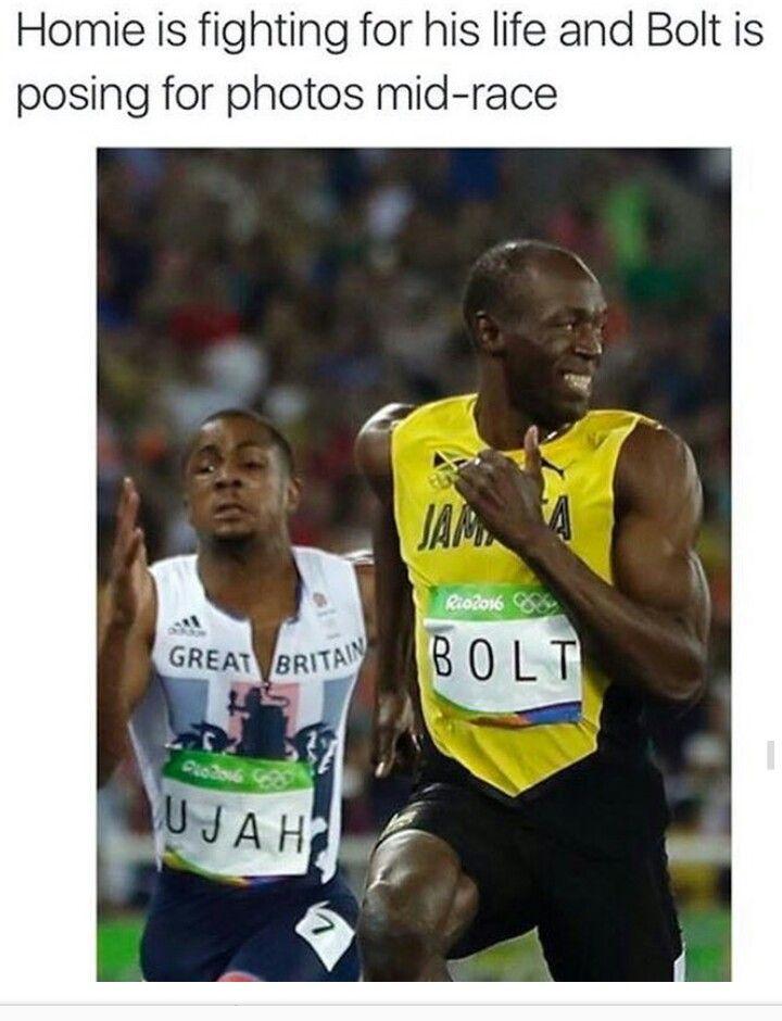 Olympics 100m Rio 2016