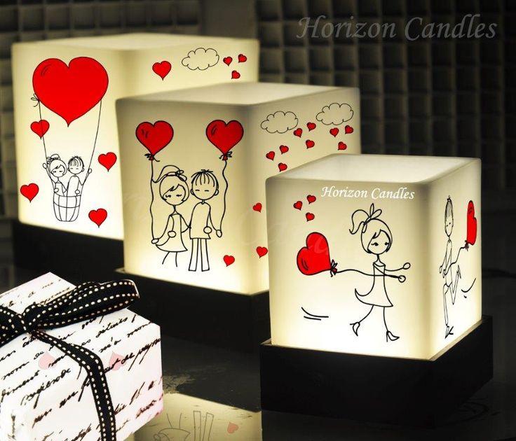 Sevgililer günü hediye seti