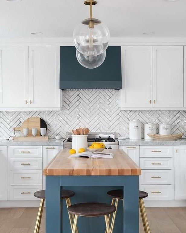hunting for kitchen inspiration and came across this kitchen i love rh pinterest com