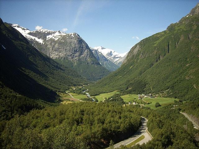 Norway #norway #mountains