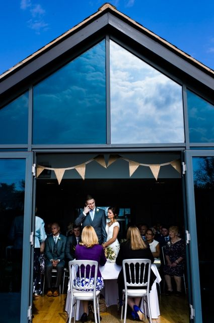 Ceremonies at Manor Hill House