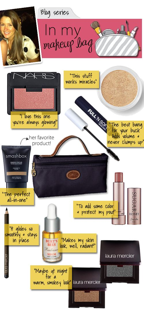 Liz from Sequins and Stripes: -Burt's Bees Radiance Serum