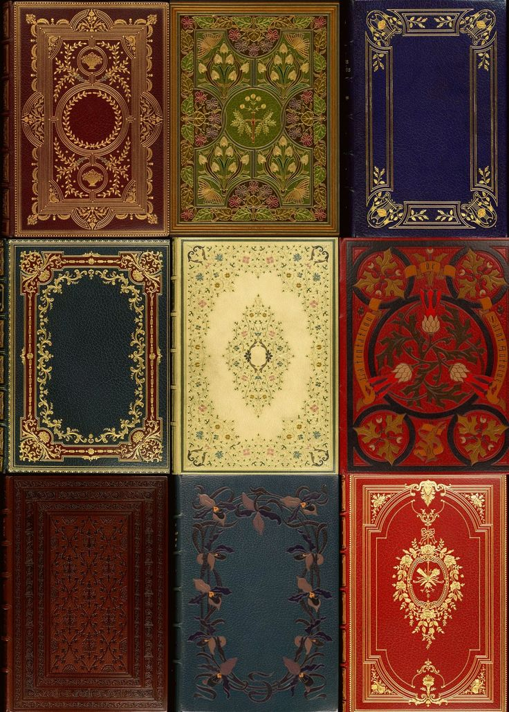 Because there's not much better than beautiful books