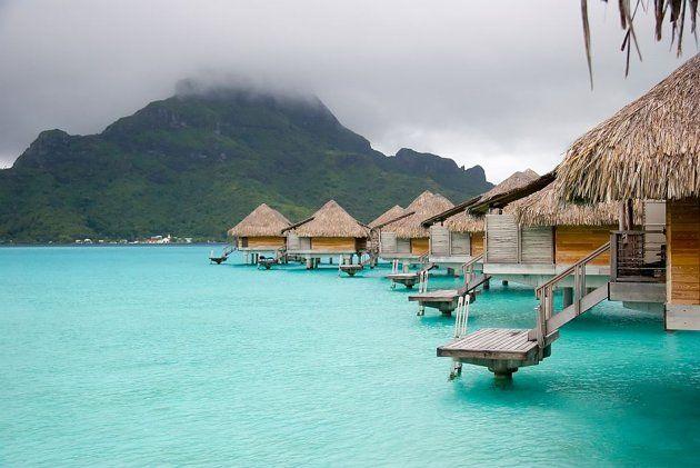 Travel Destinations Islands…Bora Bora, Society Islands, French Polynesia