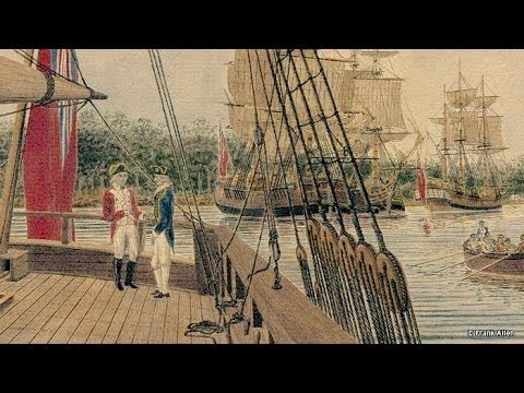 First Fleet - Behind the News - YouTube