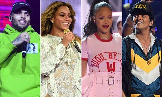 """Psychic Predictions- Chris Brown 2018 Chris Brown wants top go on tour with his old flame Rihanna, Beyonce and Bruno Mars. My Psychic Prediction is we won't be hearing """"Levels To These Levels"""" in any concert with Rihanna, Beyonce and Bruno Mars in 2018. Sorry folks, I would love to see then all in one concert but"""