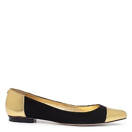 Kate Spade flatsShoes Kate, Shoes Crushes, Dear Santa, Cap Toes, Eddie Flats, Gold Cap, Kate Spade, Chic Fashion, Glorious Shoes