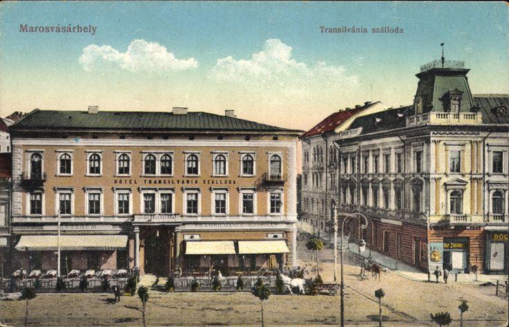 Marosvásárhely Transilvánia szálló...