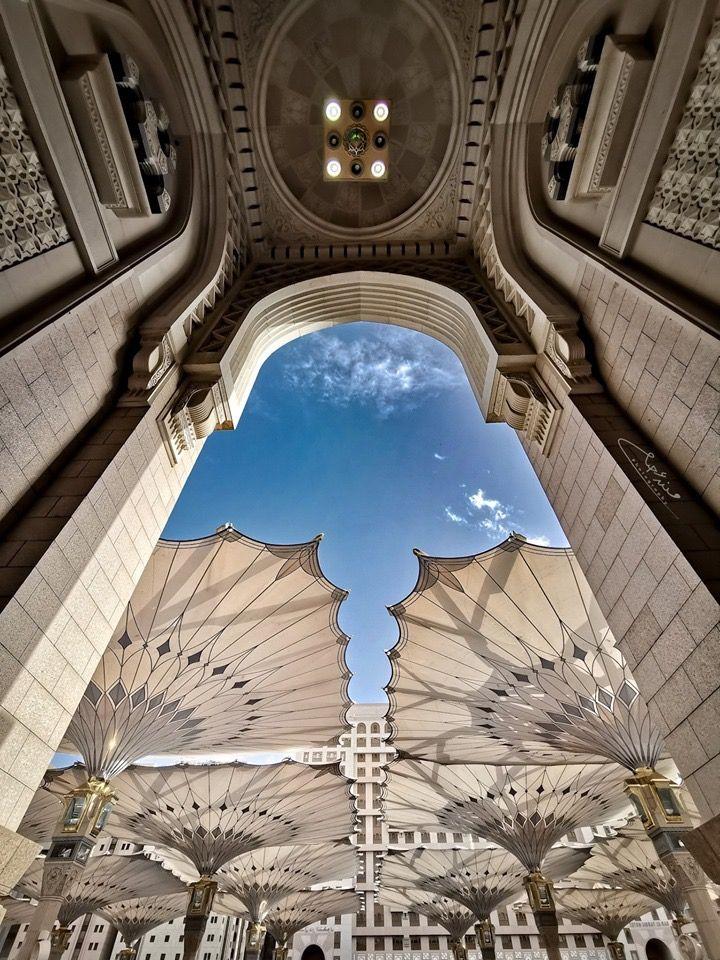 Al Madina المدينة المنورة Photo Frame Wallpaper Whatsapp Background Beautiful Mosques
