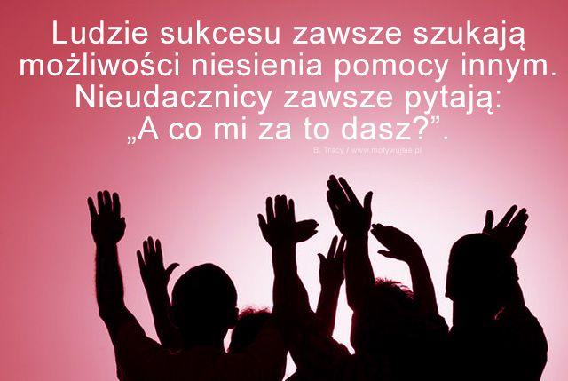 Ludzie sukcesu…