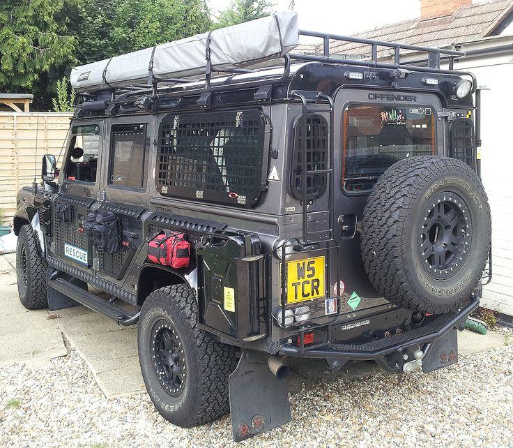 419 Best Land Rover Images On Pinterest: 11 Best Highly Modified Land Rover Defender Images On