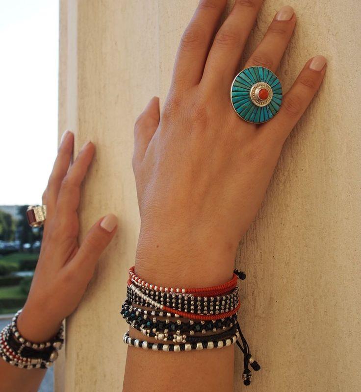 #metaphora #silverjewelry #bracelet #thailand