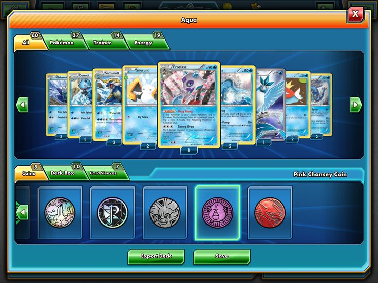 Pokemon Trading Card Game Online is an ideal training
