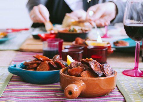 The Spanish Table, Spanish Tapas Feast