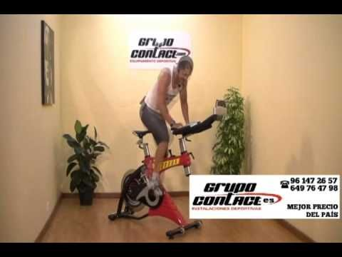 SPINNING CLASES ESPAÑOL - CLASE COMPLETA YouTube