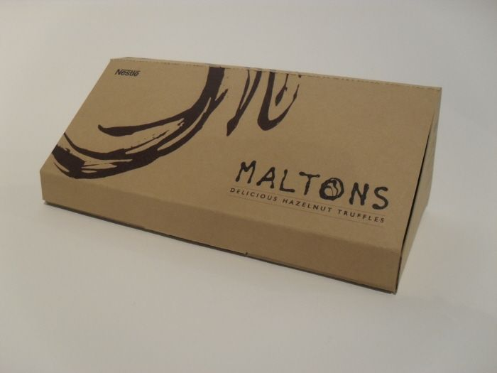 chocolates boxes packaging
