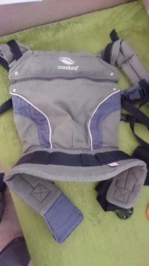 Manduca ergonomicke nositko - 1