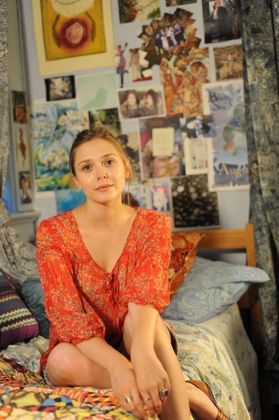 Elizabeth Olsen Amor y Letras