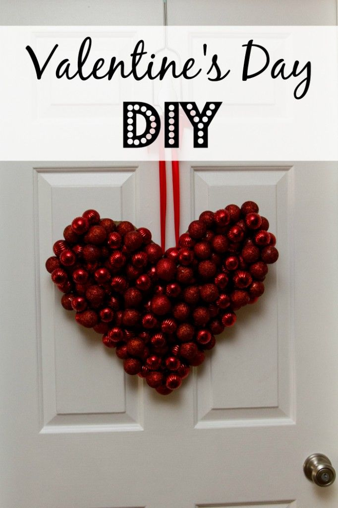 DIY Valentineu0027s Day Decorations 212 best HOLIDAYS